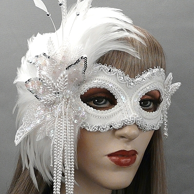 Dew Fairy Masquerade Mask Thumb