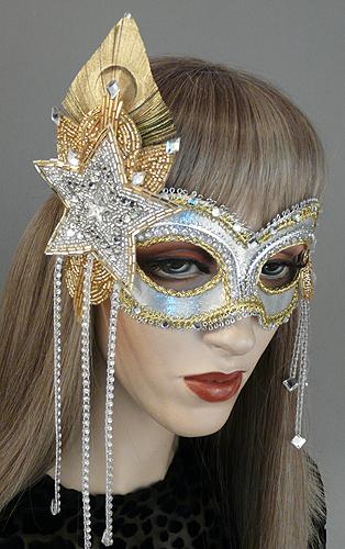 Starstruck Masquerade Mask