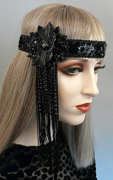 Velma Gatsby Flapper Headband