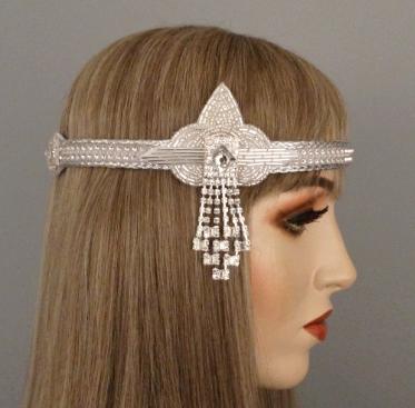 Silver/Rhinestone