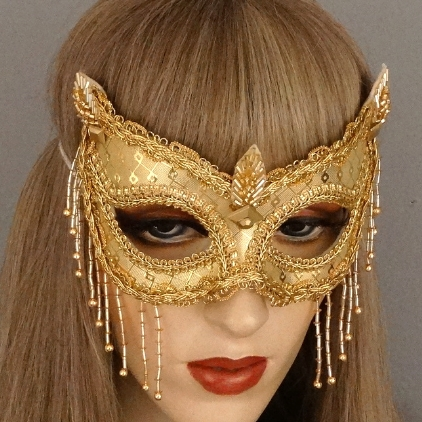 Diana Masquerade Mask Thumb