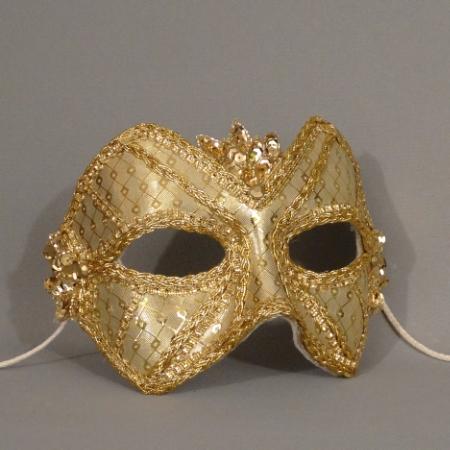 Jupiter Masquerade Mask Thumb