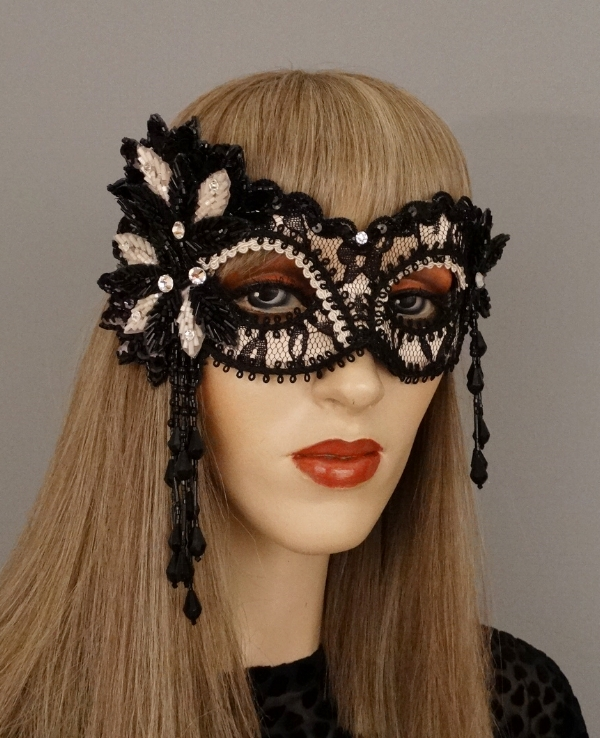 lovelace nuce and black masquerade mask.JPG