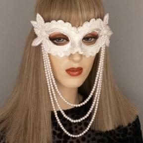 PearlMasquerade MaskThumb