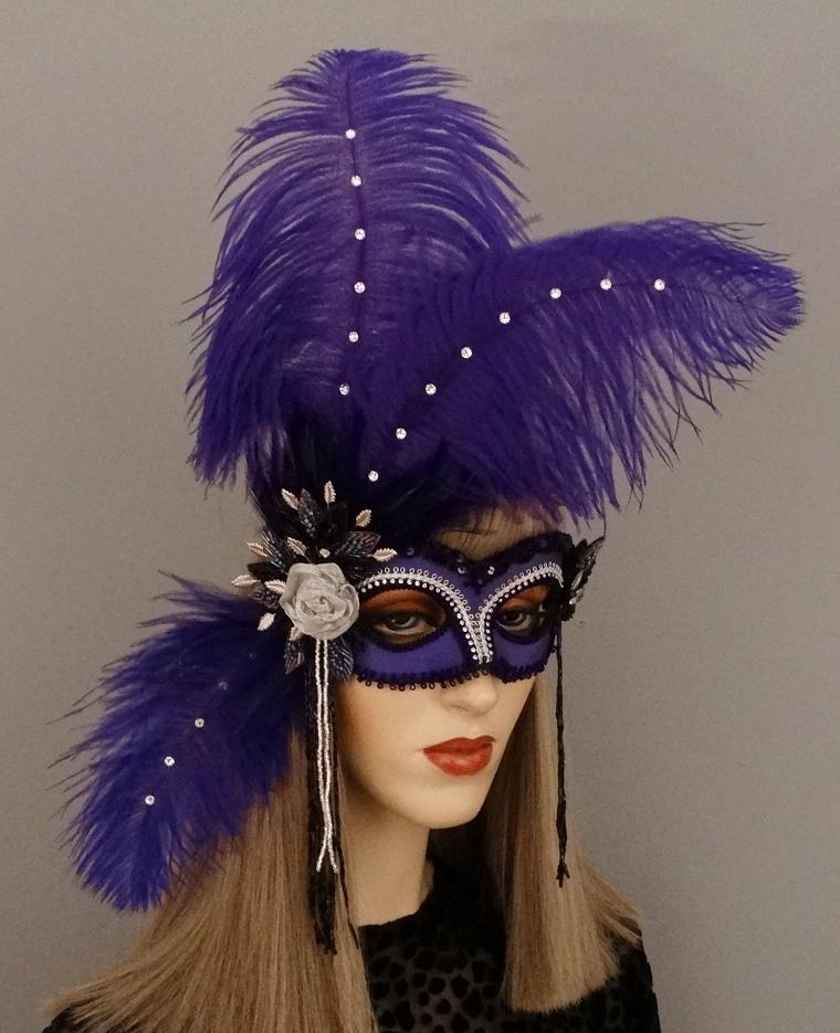 violette purple masquerade mask.JPG