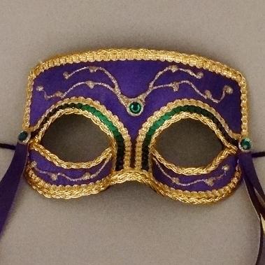 CarnivalCompanionMardi GrasMasquerade Mask Thumb