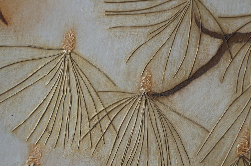 real pine needles
