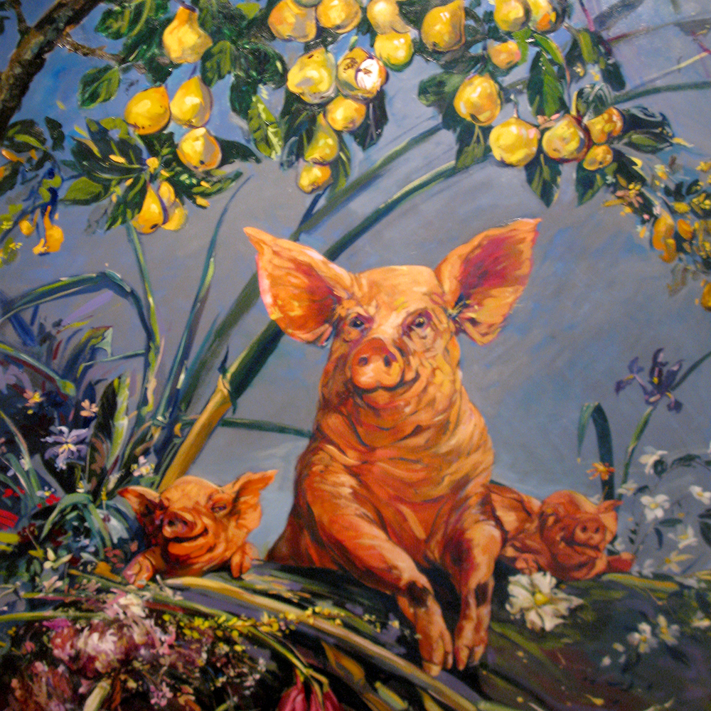 Fine Art - Porcine