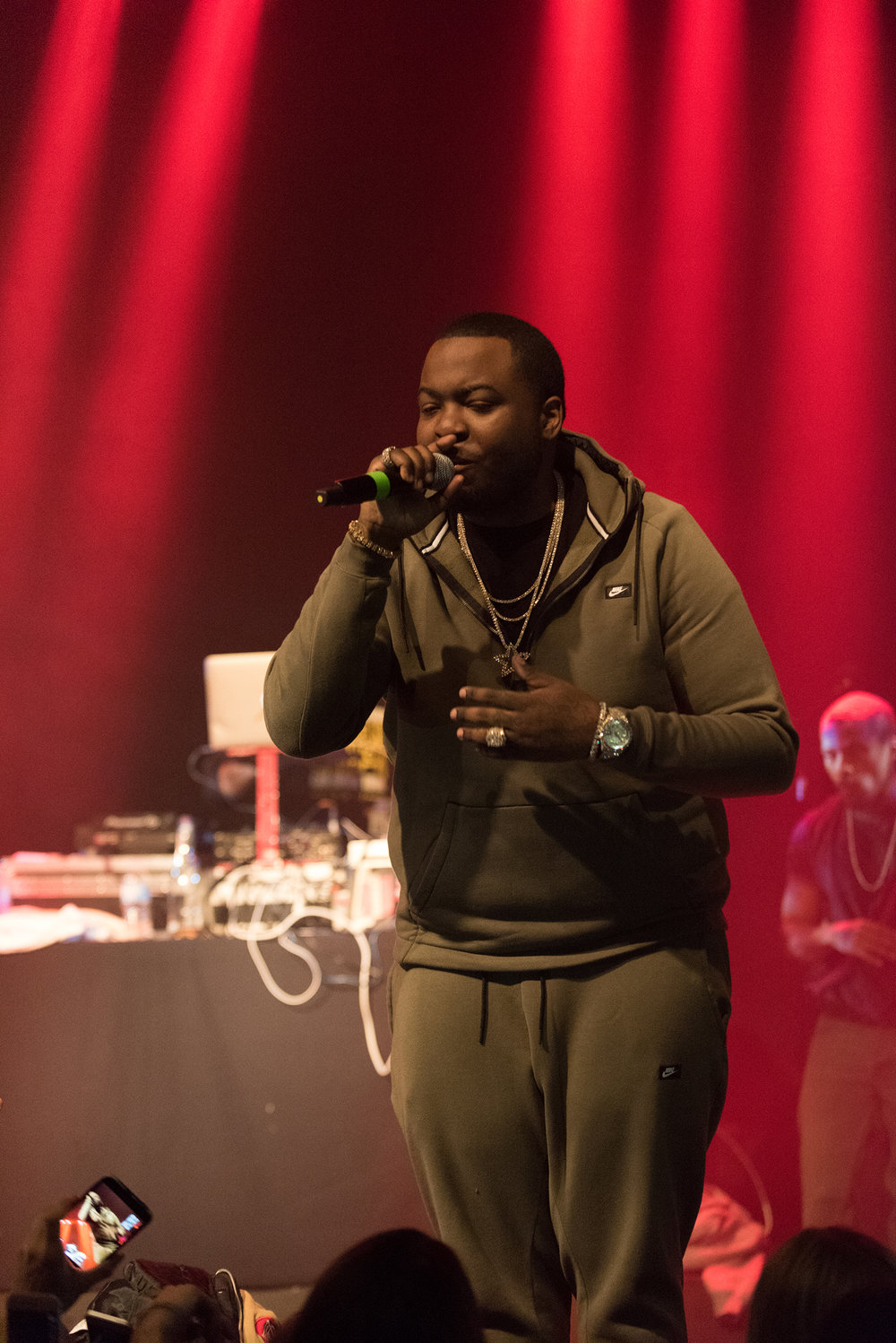 Sean Kingston, Made In Jamaica Tour, December 9, 2017, The Music Hall, Oshawa (628 of 898).jpg