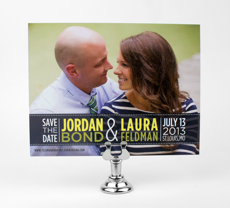 Laura & Jordan Save the Date
