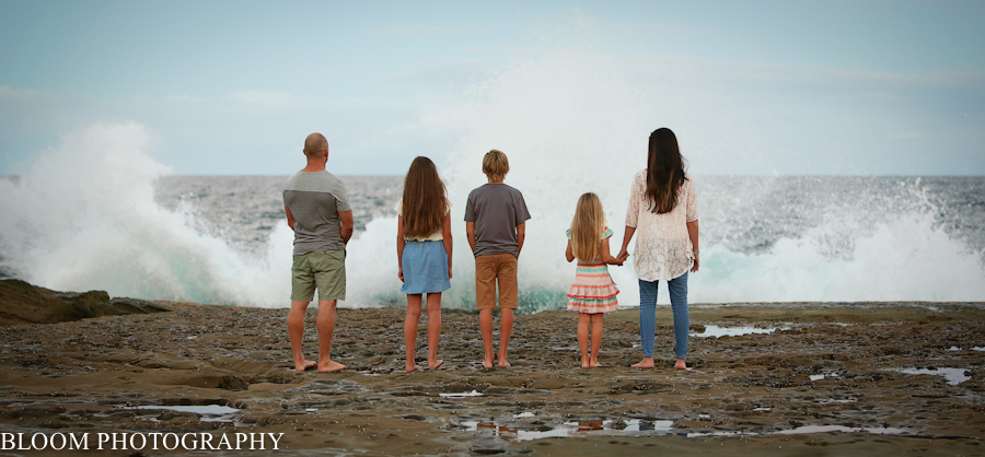 We love nothing more than spending time by the ocean with our kids x