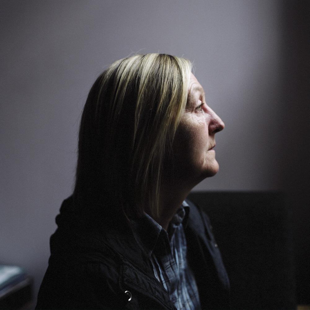 Mary Doyle. Belfast, Northern Ireland, August 2012.