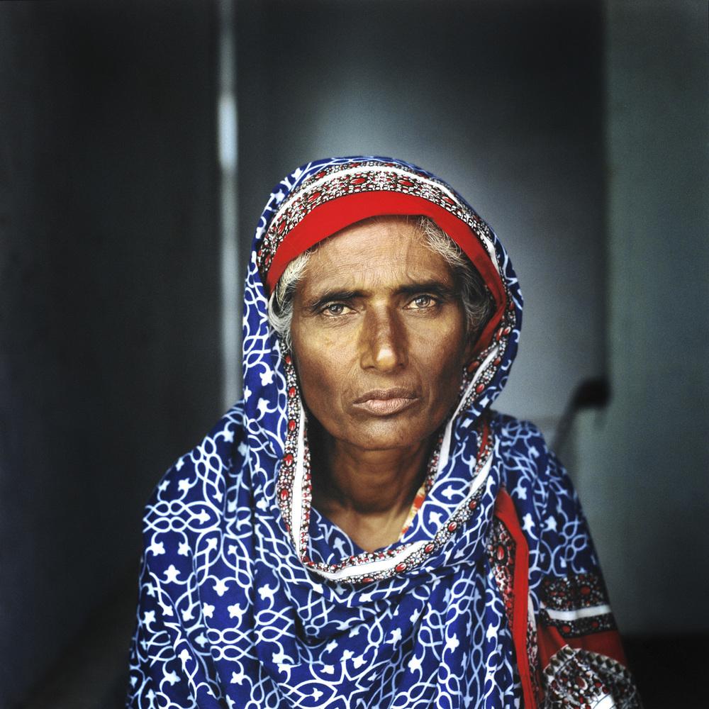 Hasina Begum. Sirajganj, Bangladesh, August 2011.