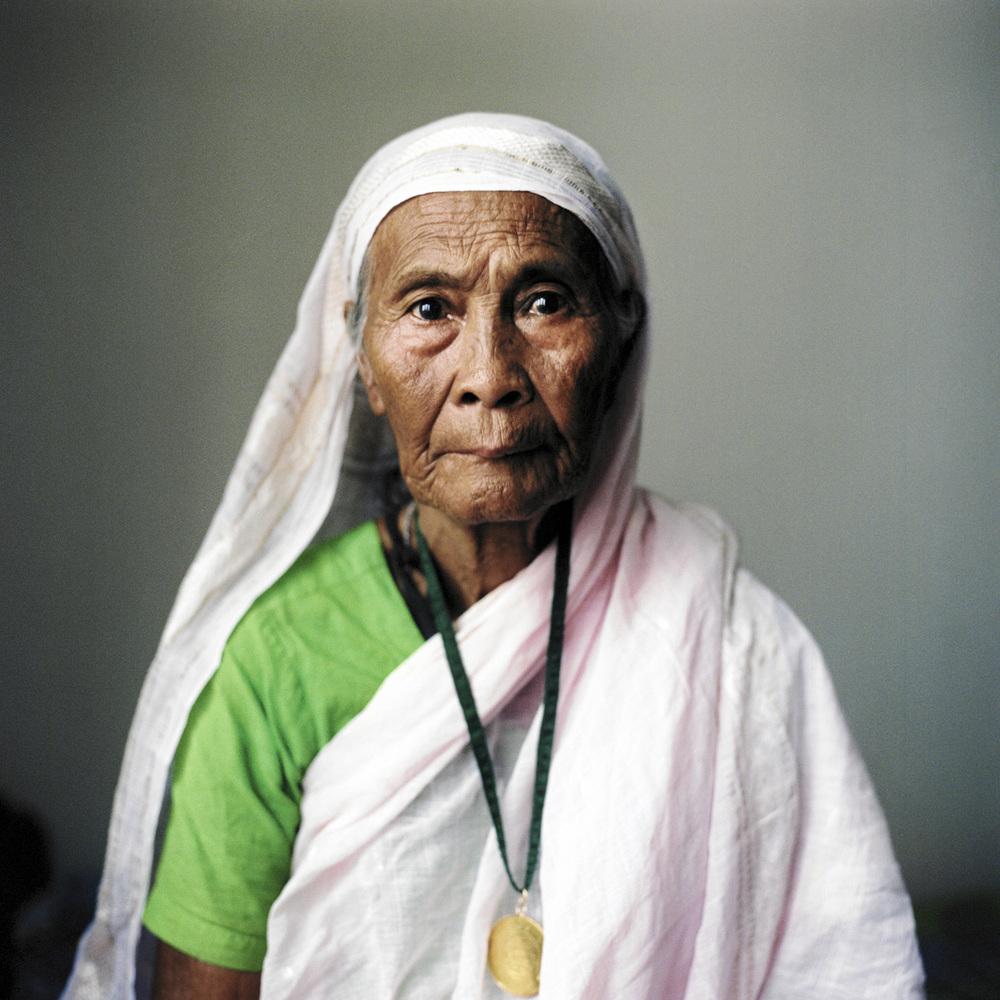 Kakon Bibi. Dhaka, Bangladesh, September 2011.