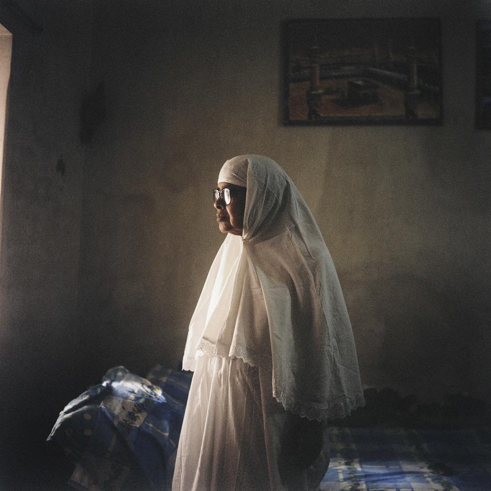 Rounak Mohal Dilruba Begum. Bogra, Bangladesh, June 2011.