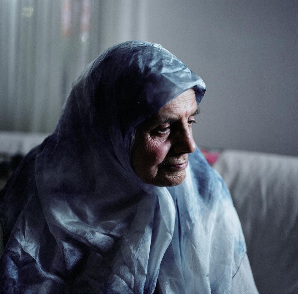 Alija Džananović. Srebrenica, Bosnia and Herzegovina, August 2012.
