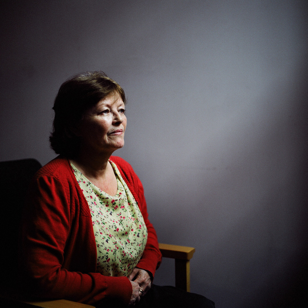 Ann Marie Quinn. Belfast, Northern Ireland, August 2012.