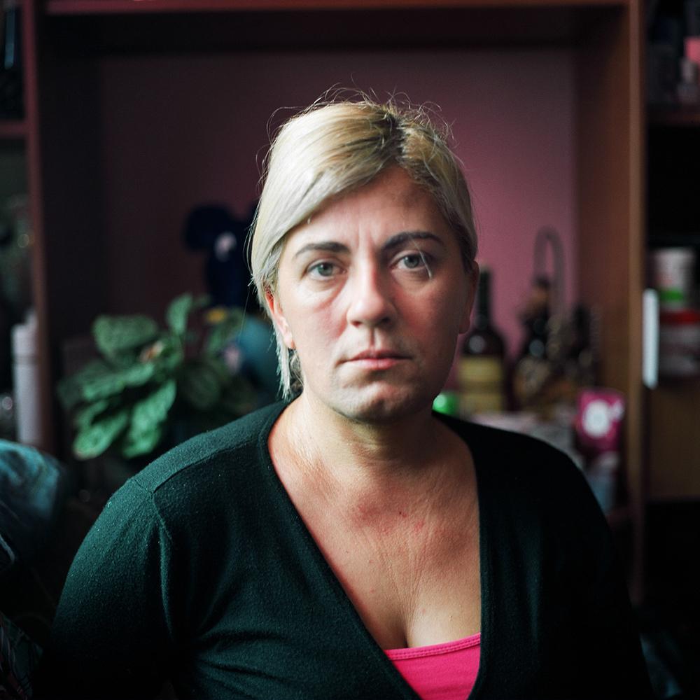 Hasija Brankovic. Sarajevo, Bosnia and Herzegovina, July 2012.