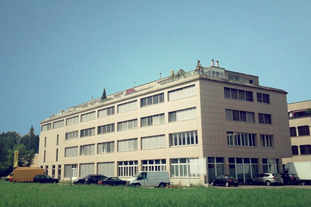 say when GmbH | Geschäftsstelle Staldenhof