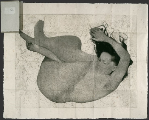 Kiki Smith, Free Fall, 1994