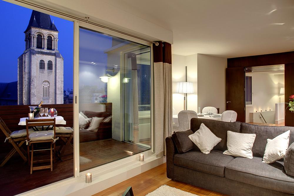 Luxury Retreats Parisian Apartments