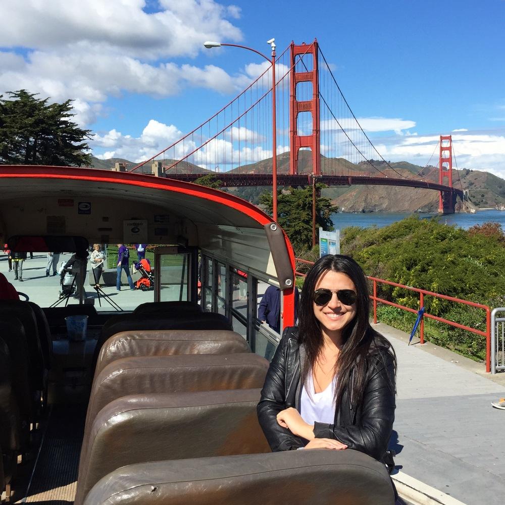 San Francisco Hop On Hop Off Bus Tour With City
