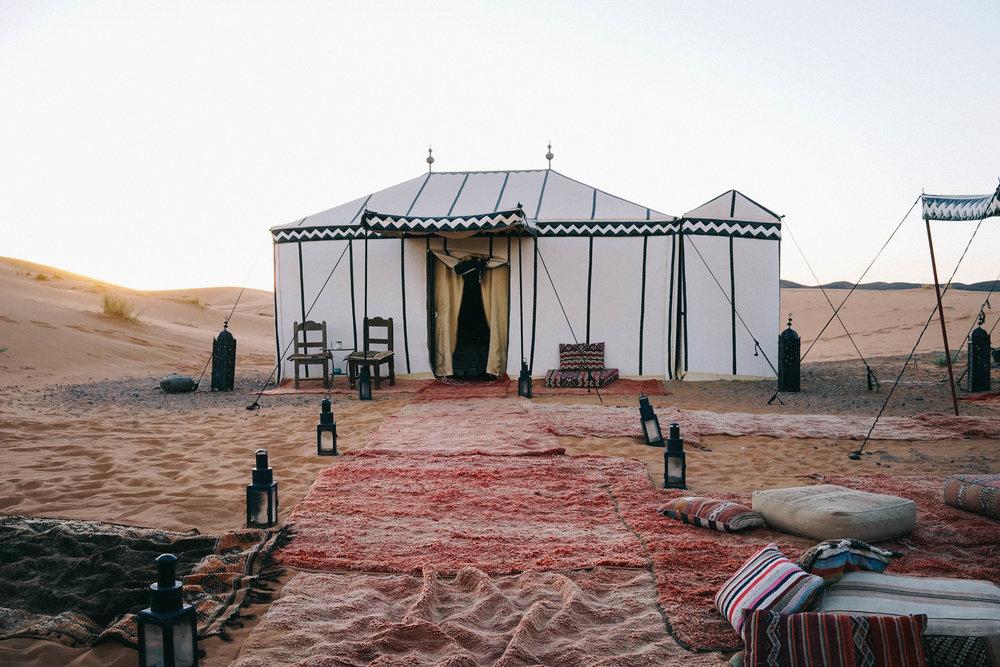 Luxury Glamping Adventure in the Sahara Desert, Morocco Bon Traveler