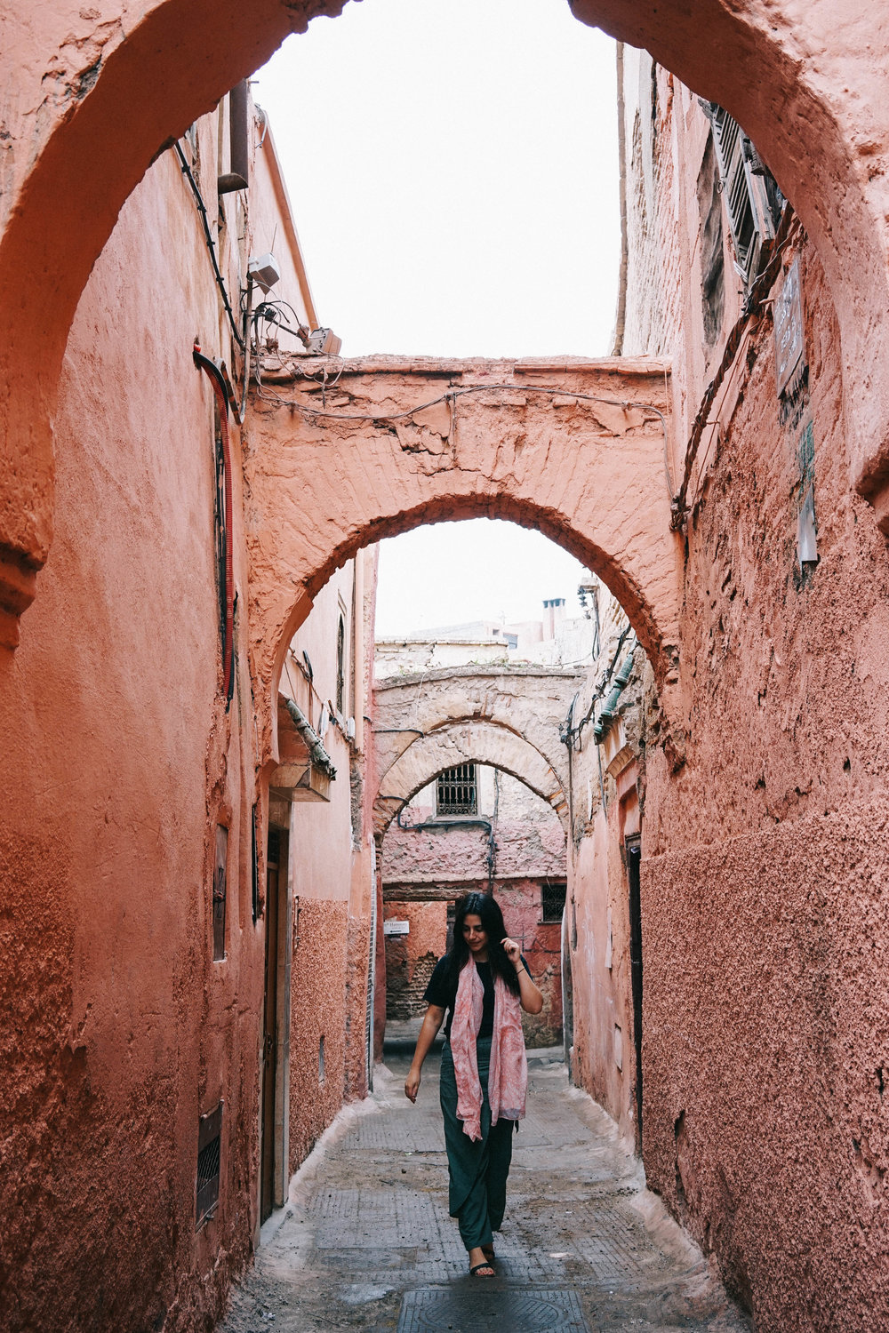 What to Wear in Morocco as a Female Traveler bon traveler