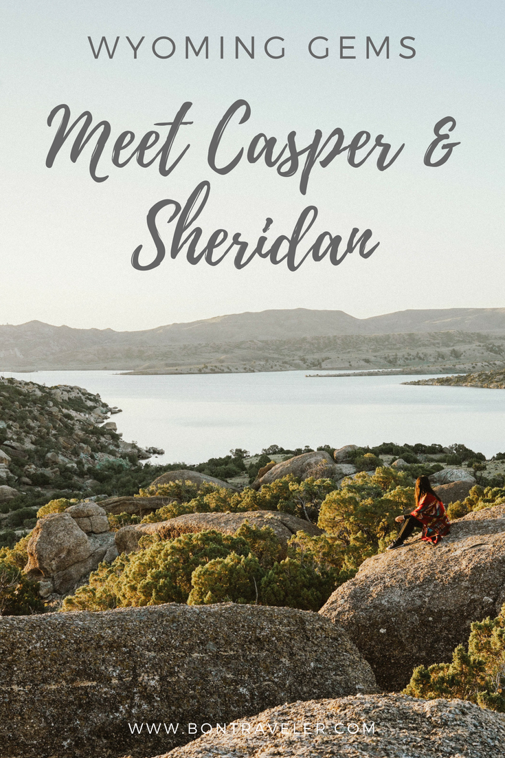 Wyoming Gems: Meet Casper and Sheridan