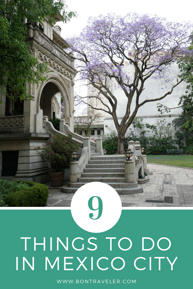 9 things to do in mexico city bon traveler for Things to do in mexico city