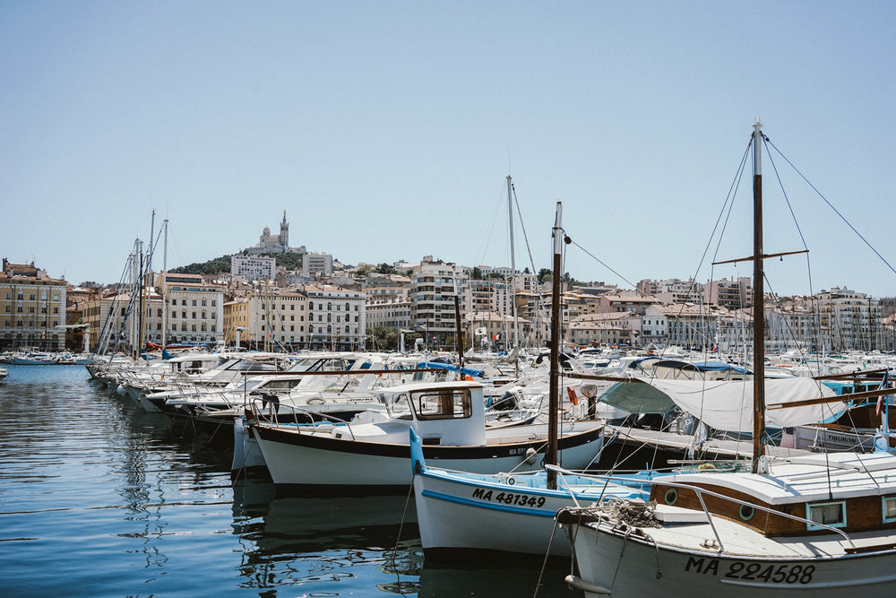 An Afternoon in Marseille