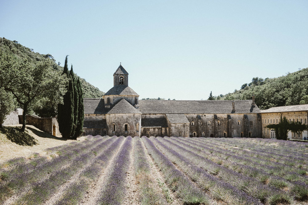 A Day Driving in the Luberon