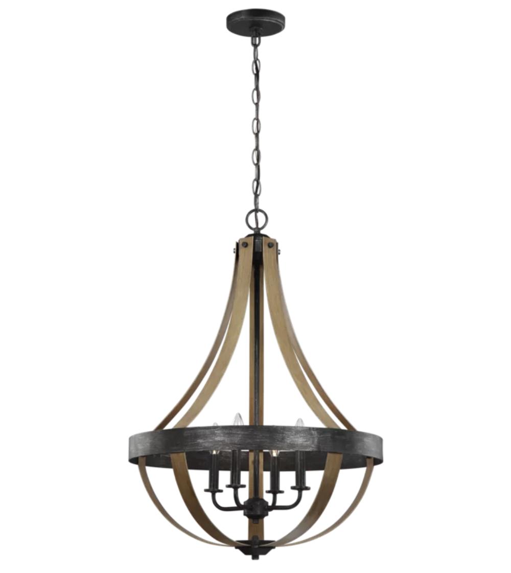 Kadence 4-Light Lantern Pendant  (currently $183.99)