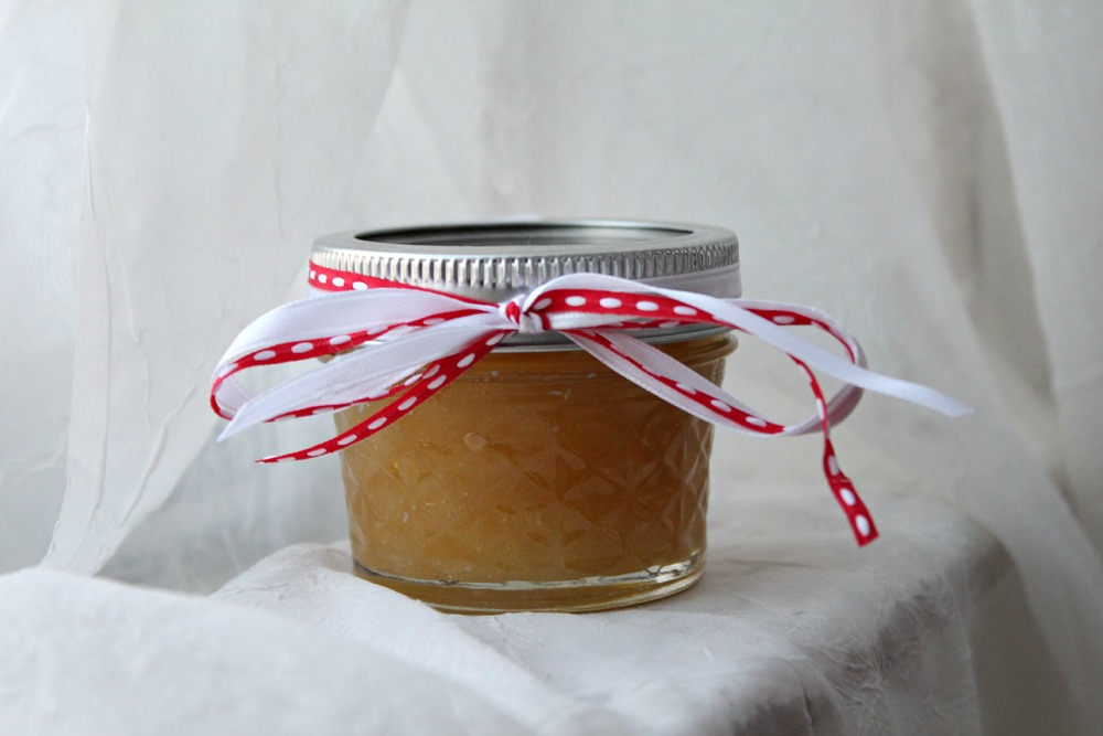 Sugar and Olive Scrub