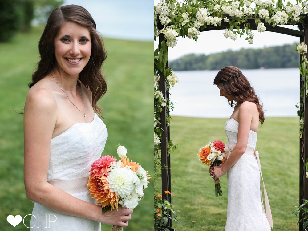 Maine Bridal Portraits