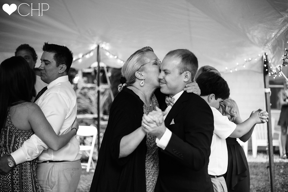 Maine Wedding Reception