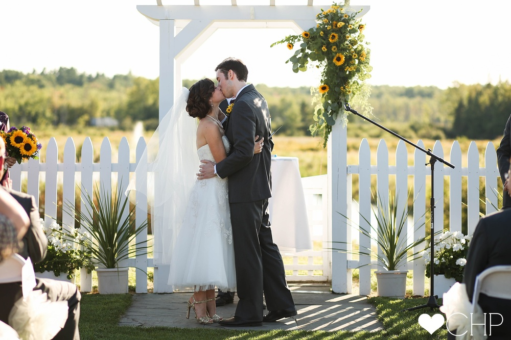Weddings at Morgan Hill Hermon Maine