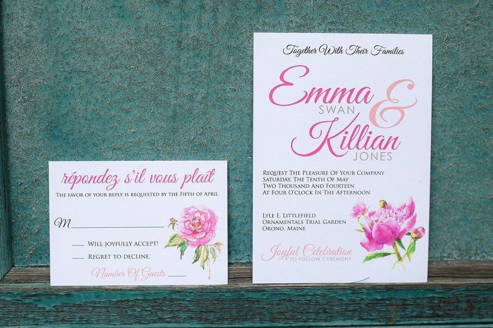Maine-wedding-stationary