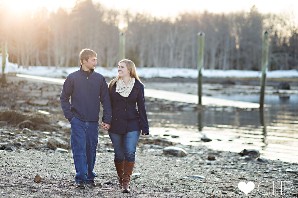 Bangor-Maine-Engagement-Photographer