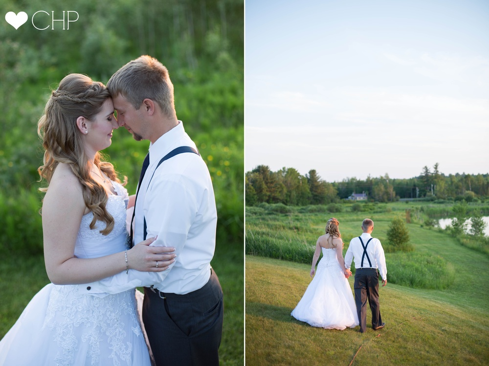 Hermon Maine Wedding Photographers
