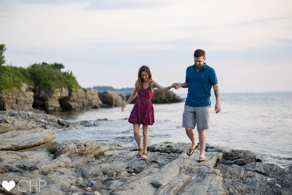 Portland-Maine-Engagement-Photographers