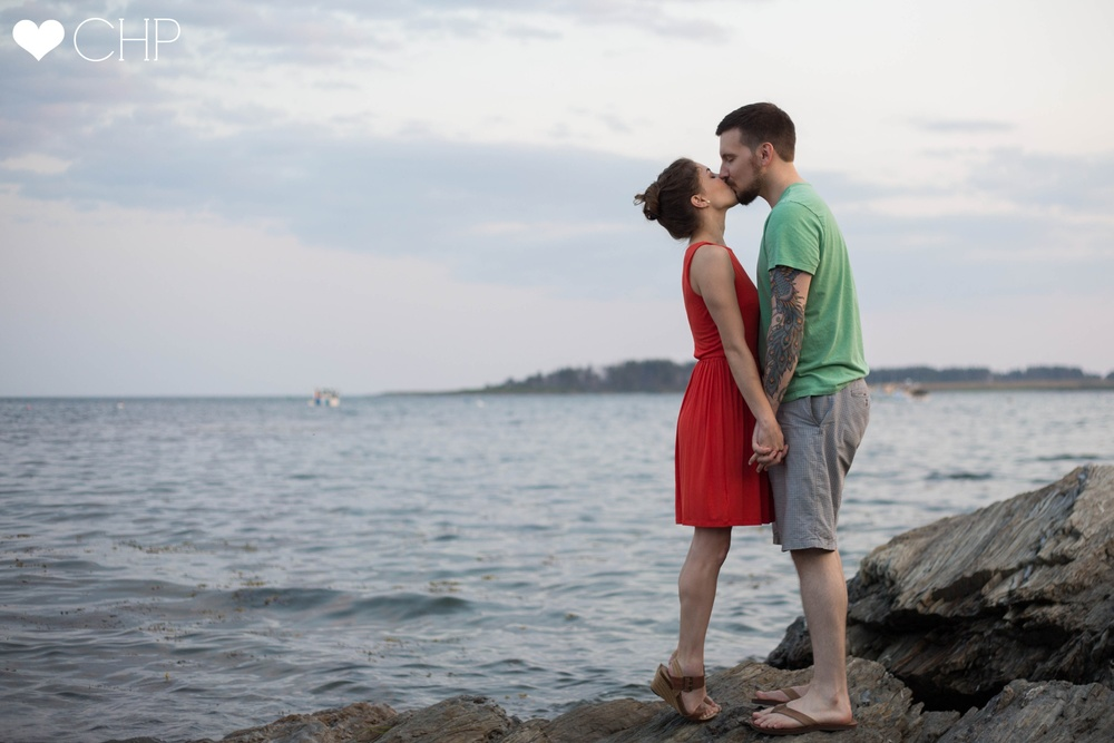 Maine-Engagement-Photography