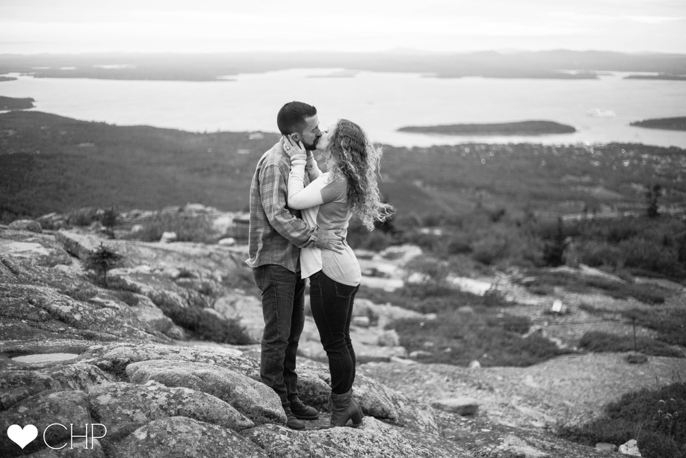 Acadia-National-Park-Engagement-Photographer