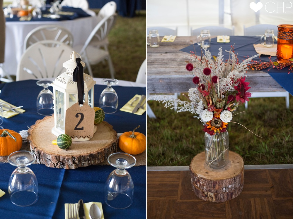 Maine Fall Wedding Inspiration