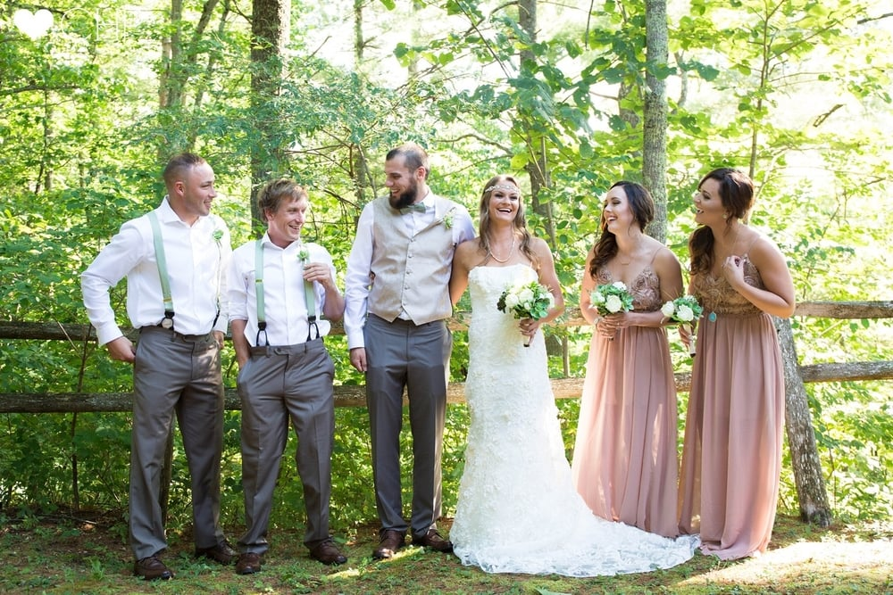 Maine Wedding Photos