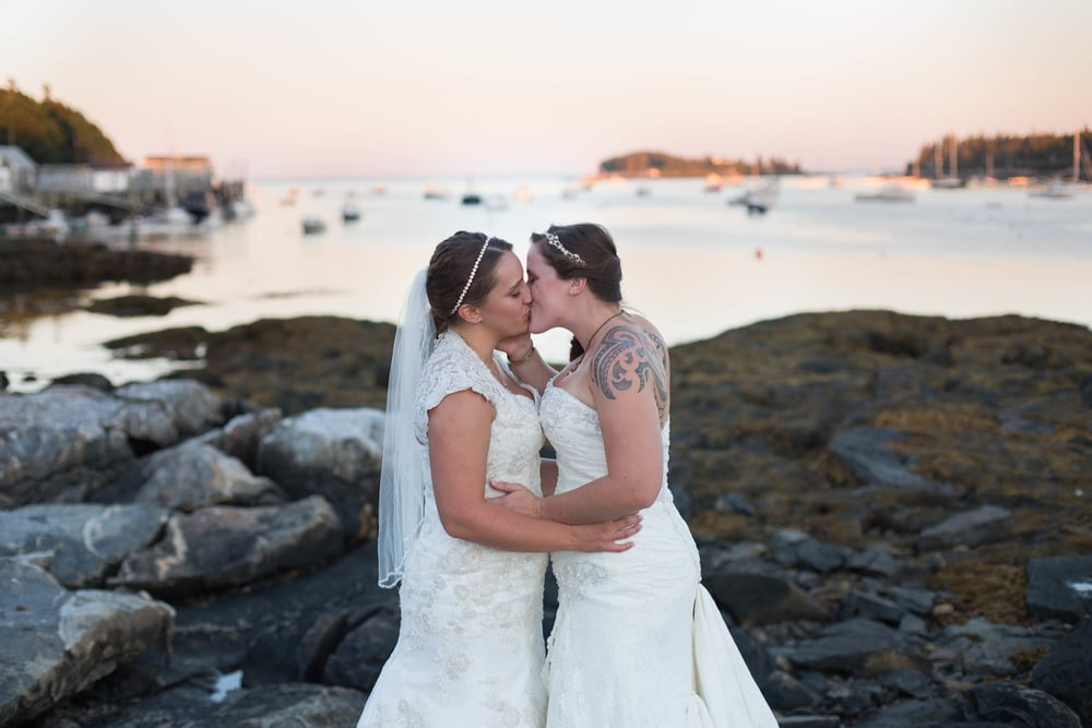 Wedding Photographers near Rockport Maine