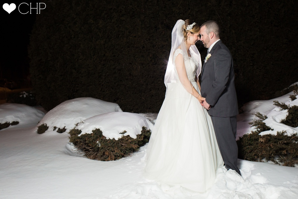 Winter Weddings in Maine
