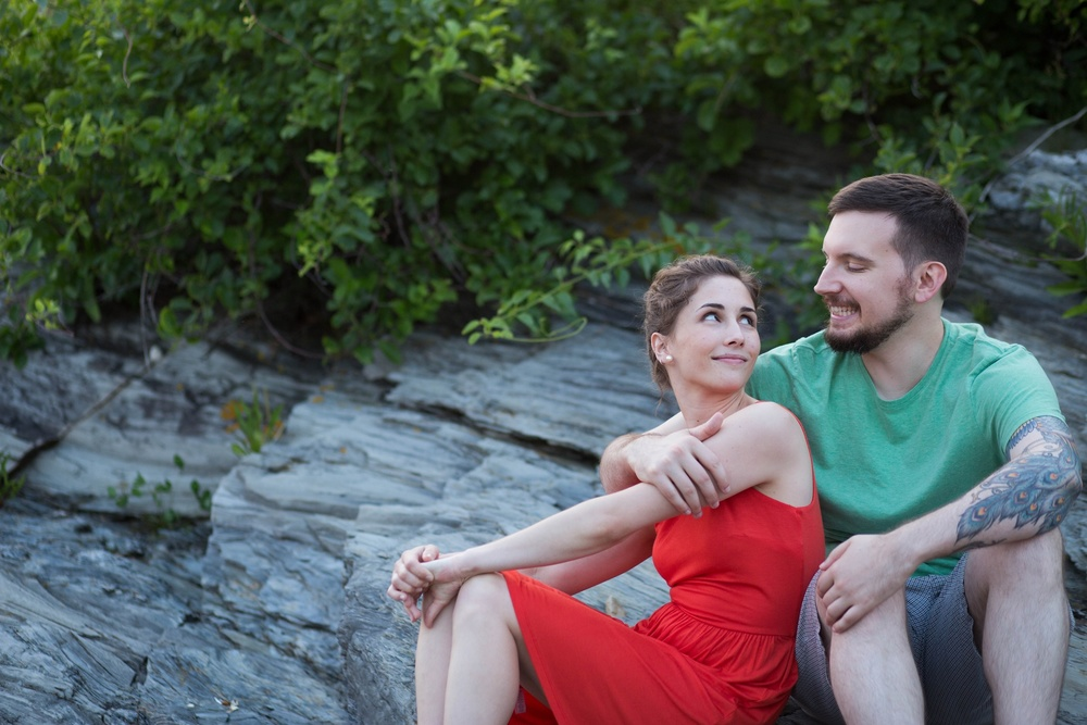 Engagement Photographers near Cape Elizabeth