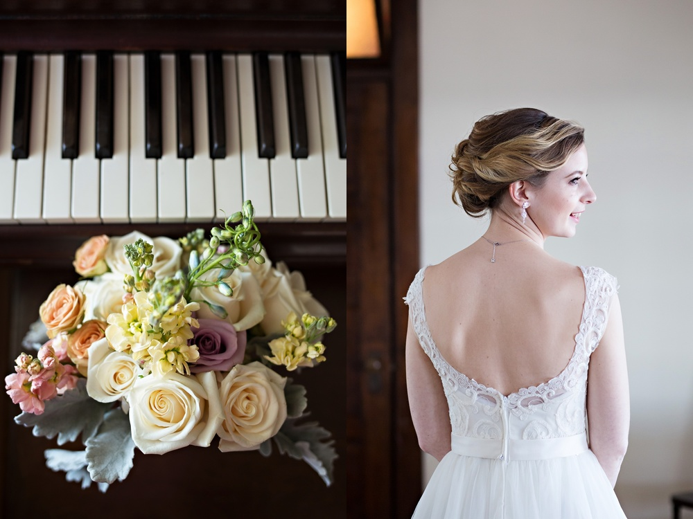 Classic Maine Bride