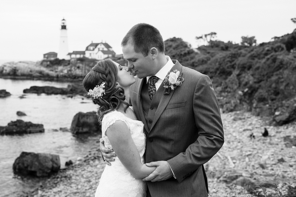 Cape Elizabeth Wedding Photographer
